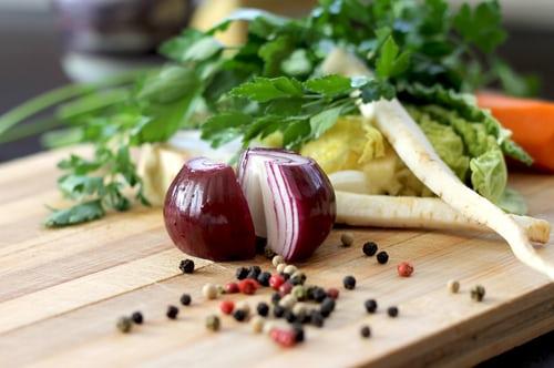 5 продуктов, влияющих на процессы усвоения пищи